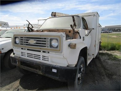 CHEVROLET C50 Auction Results - 2 Listings | MachineryTrader