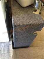 Carpet Covered Riser