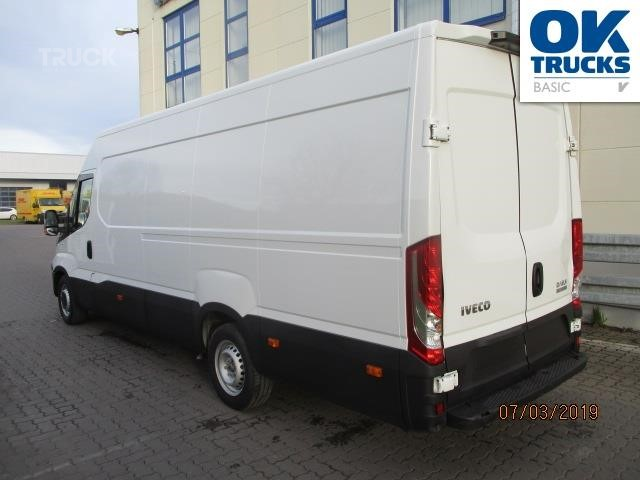 iveco daily 35s16 vans gebrauchter by tbsi. Black Bedroom Furniture Sets. Home Design Ideas