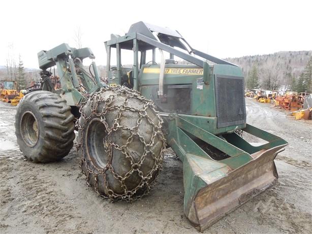 TREE FARMER Skidders Logging Equipment For Sale - 19
