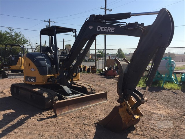 2013 DEERE 50G For Sale In Lawton, Oklahoma | www clboyd com