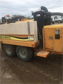 Trenchers / Boring Machines / Cable Plows For Sale In Newton