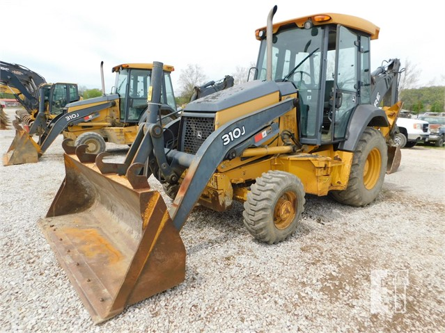 Lot # 108 - 2009 DEERE 310J For Sale In Proctorville, Ohio