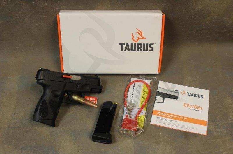 Taurus G2C TLY41877 Pistol 9MM | Smith Sales LLC