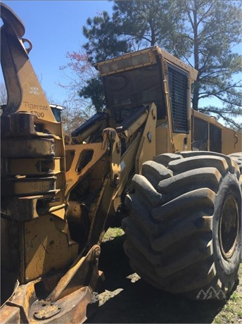 TIGERCAT 724D Forestry Equipment For Sale - 4 Listings