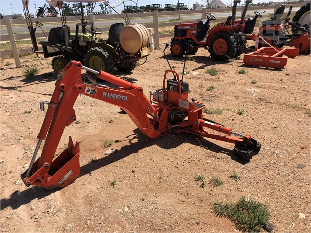 KUBOTA Backhoes For Sale - 5 Listings | LiftsToday com | Page 1 of 1