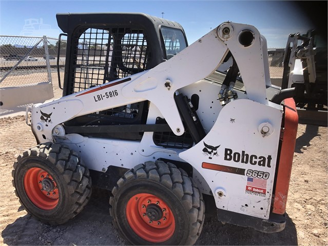 2014 BOBCAT S650 For Sale In Las Vegas, Nevada