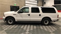 2005 Ford Excursion XLS