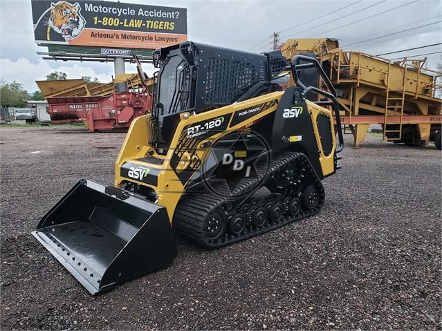 2018 ASV POSI-TRACK RT120F For Sale In PHOENIX, Arizona
