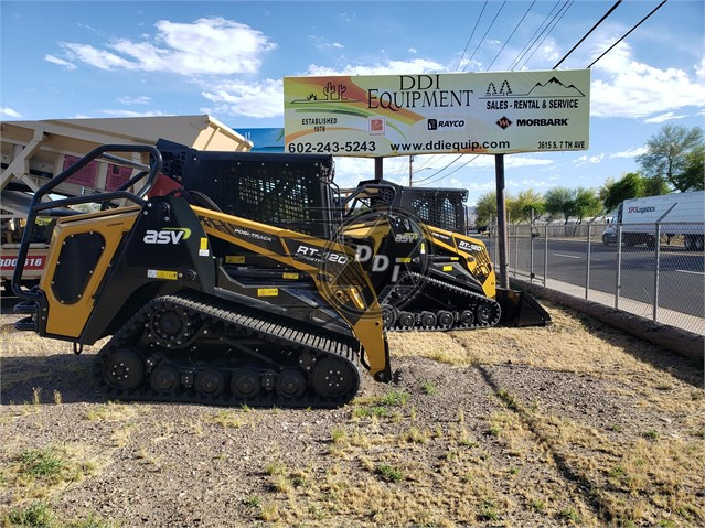 2019 ASV POSI-TRACK RT120F For Sale In PHOENIX, Arizona