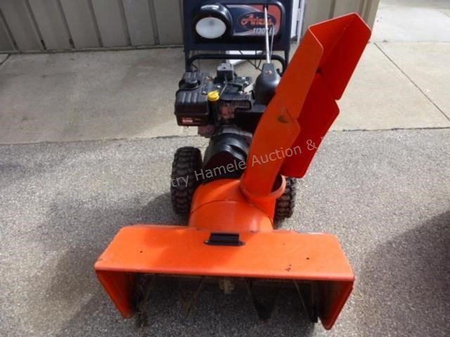 Ariens 1130 DLE snow blower - not used recently -   United