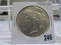 Coin Auction Sunday March 19th   - 10:00 AM