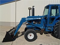 Ford 7700 Tractor/Loader