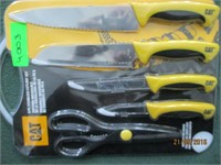 6pc Stainless Cutlery Knife Set