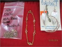 Necklaces, Bracelets, Nikken Medallion