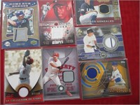 Football, Baseball and NASCAR Cards (Some Signed)