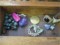 Jewelry Boxes with Earrings, Necklaces, Pendants