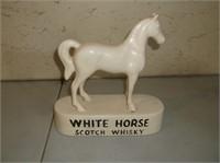 White Horse Scotch Whisky Figurine