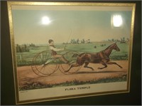 2 Horse Prints
