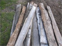 Weathered Fence Boards for Crafting