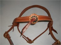 New Leather Horse Bridle Hand Made
