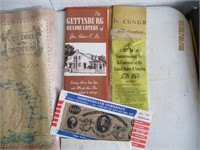 Confederate Currency, Stamps, Maps