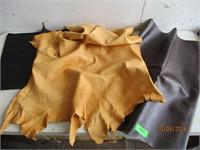 Leather and Vinyl Fabrics