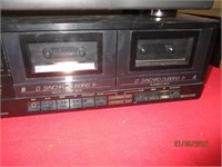 Cassette Holders with Cassettes