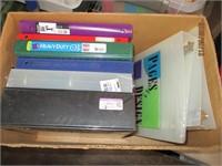 Binders, Variety in Size, File Bag