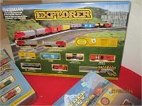 Model Train Accessories