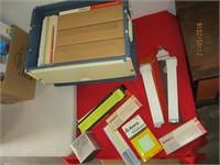 Birule Rulers, Trig Type Log Rulers, Slide Rulers