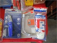 Cordless Glue Gun, Meter, Tools,