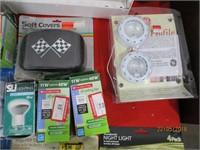 Light Fixtures, Light Bulbs