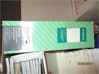 Lined Paper, File Folders, Sheet Protectors