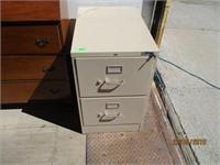Filing Cabinet, Folders, Cords