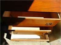 Chest of Drawers with Desk
