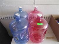 5-Gallon Water Bottles