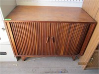 Cabinet, Record Player