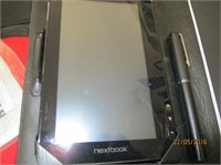 Nextbook with Case