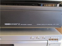 Record Player, Stereo System, CD / DVD Player,
