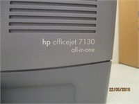 HP Officejet 7130, Phone Answering System,