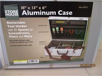 Fastener Sets with Cabinets, Aluminum Case