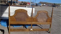 Queen Head Board, Frame and Box Springs