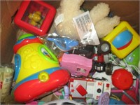 Children's Toys and Clothing