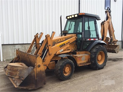 CASE Loader Backhoes For Sale In Michigan - 35 Listings