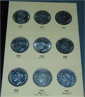 Stamps, Coins and Paper