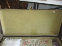 Black Box w/ Handmade Trinkets
