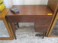 Sears Kenmore Sewing Machine in Table