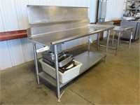 Kitchen Surplus, Police Evidence & More Auction