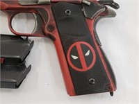 AWESOME Deadpool American Tactical M1911 .45